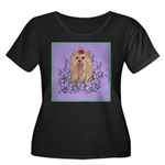 Yorkshire Terrier - YORKIE Women's Plus Size Scoop