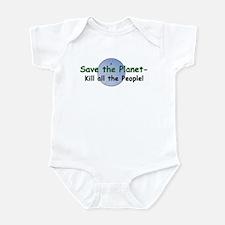 Tree of peace Infant Bodysuit