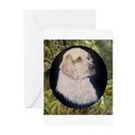 Clumber Spaniel Hunter Greeting Cards (Pk of 20)