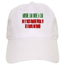 Takes someone special school bus driver Baseball Cap