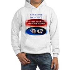Take the Red Pill Hoodie