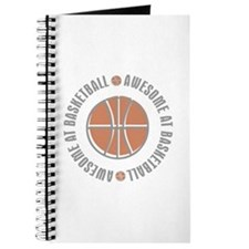 Awesome at Basketball Journal