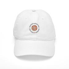 Basketball Granddad Baseball Cap