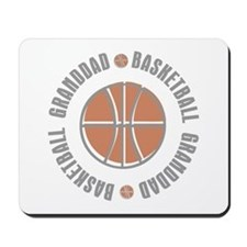 Basketball Granddad Mousepad