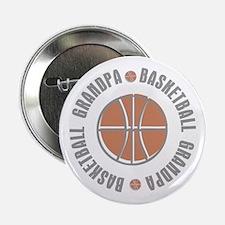"Basketball Grandpa 2.25"" Button (10 pack)"