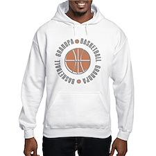 Basketball Grandpa Hoodie