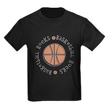 Basketball Rocks T