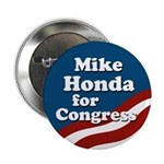 Mike Honda for Congress campaign button