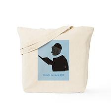 World's best Sabba (Heb) Tote Bag