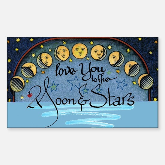 to the Stars and back Decal