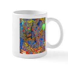 Jeweled Frog Mug