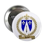 "DUBEY Family Crest 2.25"" Button"