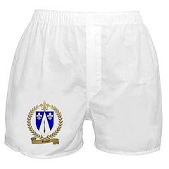 DUBEY Family Crest Boxer Shorts