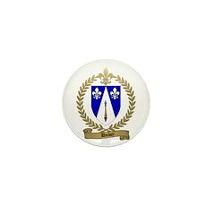 DUBEY Family Crest Mini Button (10 pack)