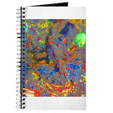 Jeweled Frog Journal
