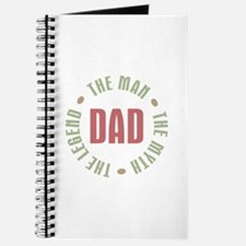 Dad Man Myth Legend Journal