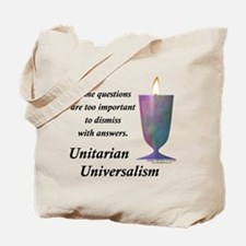 UUF Questions Tote Bag