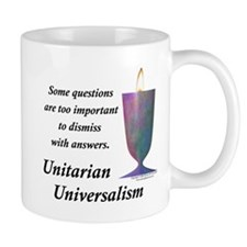 UUF Questions Coffee Mug