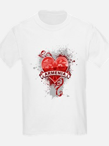 Heart Armenia T-Shirt