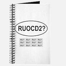 OCD Journal... RU one 2??