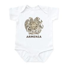 Vintage Armenia Infant Bodysuit