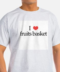 I Heart Fruits Basket T-Shirt
