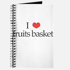 I Heart Fruits Basket Journal