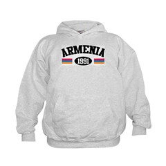 Armenia 1991 Hoodie