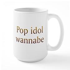 Pop Idol Wannabe Mug