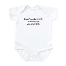 KUB Infant Bodysuit