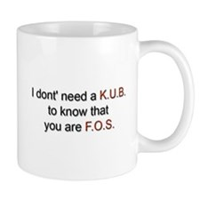 KUB Small Mug