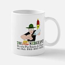 Funny Bar b que Mug