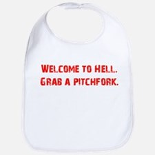Welcome to Hell Bib
