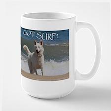Surf Rider Large Mug