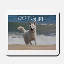 Surf Rider Mousepad