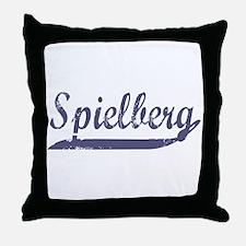 Spielberg Throw Pillow