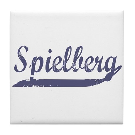 Spielberg Tile Coaster