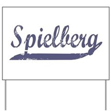 Spielberg Yard Sign