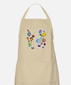 Office Flair BBQ Apron