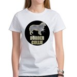 Bling Border Collie Women's T-Shirt