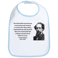 Charles Dickens 21 Bib