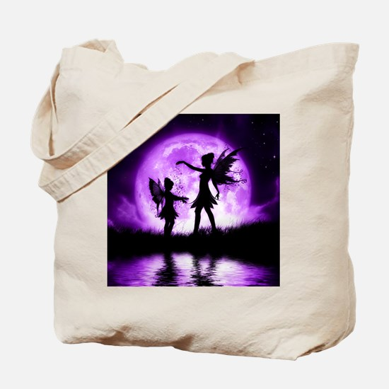 Funny Fairie Tote Bag