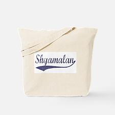 Shyamalan Tote Bag