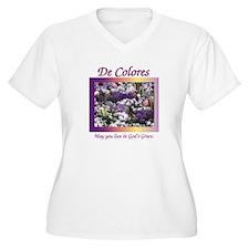 Flower Bed of De Colores Grac T-Shirt