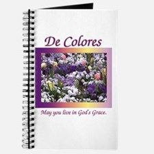 Flower Bed of De Colores Grac Journal