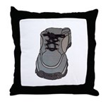 tennis shoe Throw Pillow