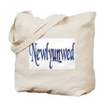 Newly Unwed Tote Bag