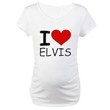 I LOVE ELVIS Shirt
