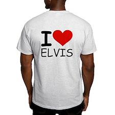I LOVE ELVIS T-Shirt