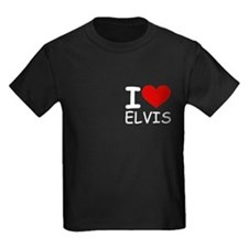 I LOVE ELVIS T